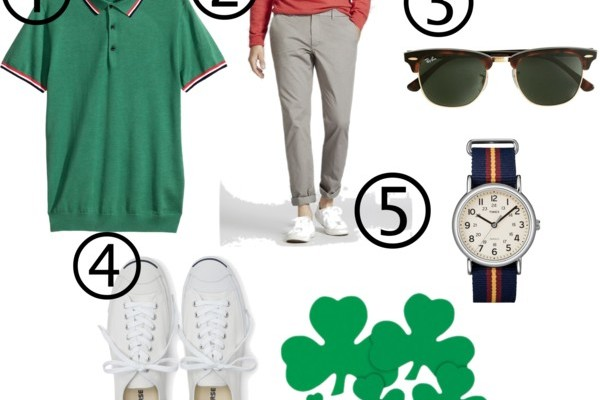 St. Patrick's Day Outfit Inspiration