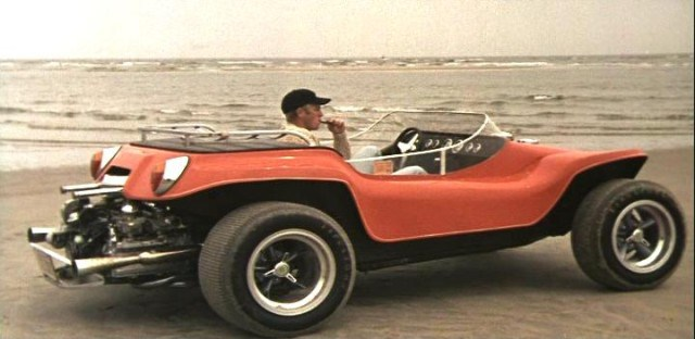 steve mcqueen, steve mcqueen dune buggy
