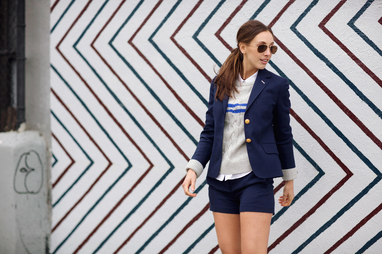 Style Girlfriend in Gant Rugger for Women
