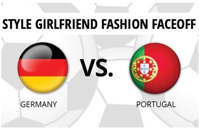 SG World Cup Fashion Faceoff: Germany VS. Portugal