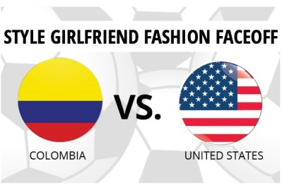 SG World Cup Fashion Faceoff: Colombia VS. USA