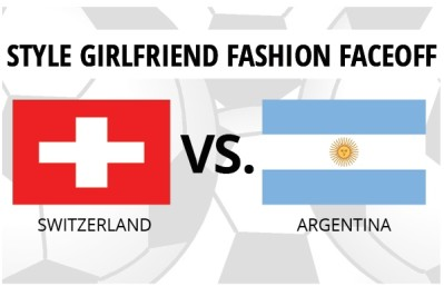 SG World Cup Fashion Faceoff: Argentina VS. Switzerland