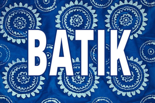 Pattern Play: 3 Ways to Wear Batik