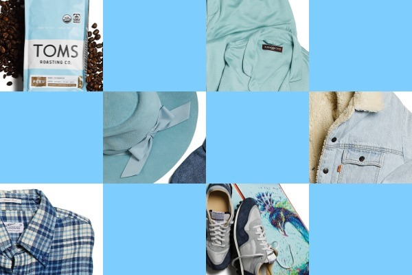 #GiftInColor:<br />Holiday Gift Ideas In Shades Of Light Blue