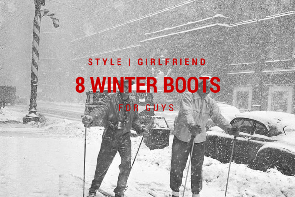 8 Winter Boots You'll Wear All Season