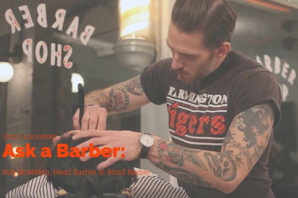 "Ask a Barber: The 5 ""Must-Have"" Grooming Products for Men"