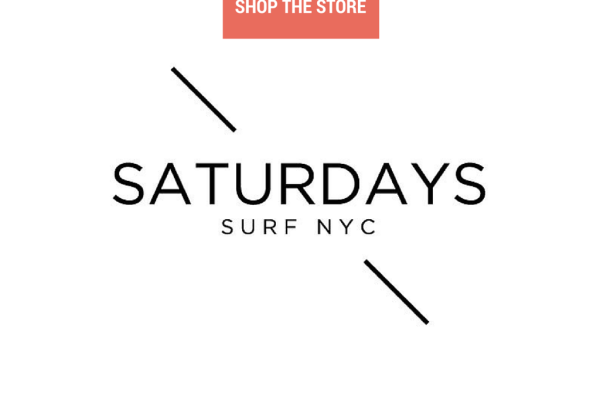 Shop the Store: Saturdays Surf NYC