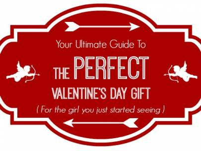 Valentine's Day Gift Guide:<br>You've Said,