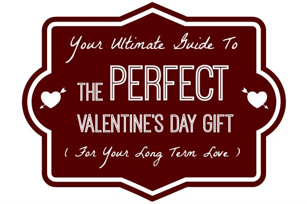 Valentine&#8217;s Day Gift Guide:<br />You&#8217;ve Said, &#8220;I Do&#8221;