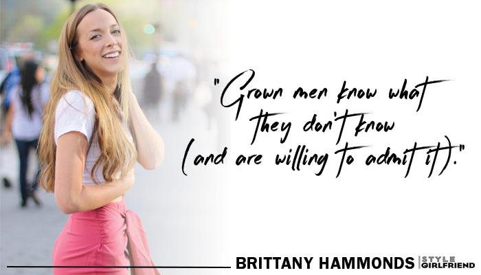 brittany hammonds, style girlfriend