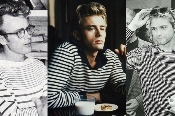 5 Days, 5 Ways: The Breton Shirt