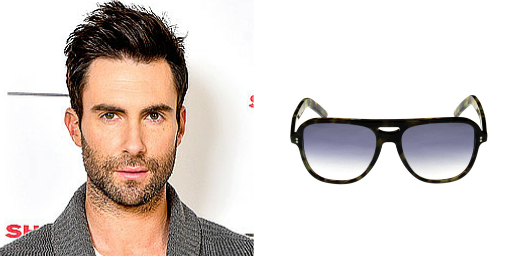 Eyeglass Frames For Long Thin Face : Style Roundup: The Best Sunglasses For Your Face Shape ...