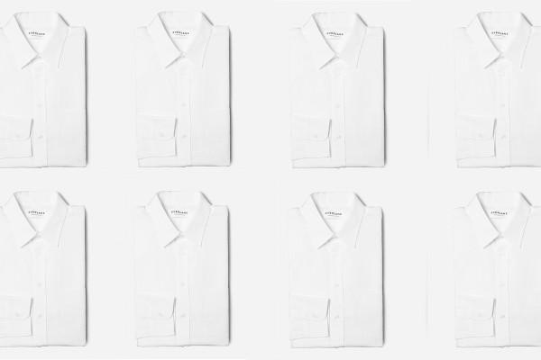 5 Days, 5 Ways: The White Poplin Shirt