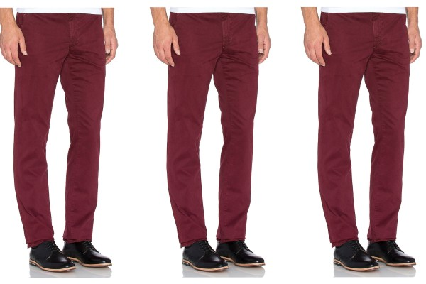 5 Days, 5 Ways: The Colored Chino