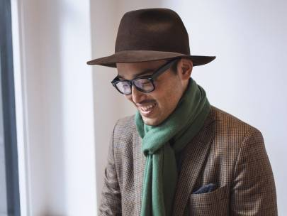 Style in Real Life: Business Analyst (and Menswear Blogger) Edwin Zee