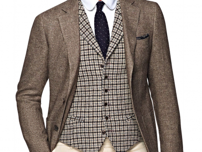 Outfit Inspiration: Sport Coat and Denim
