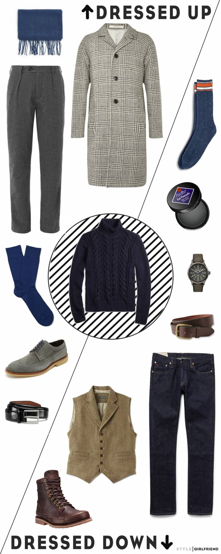 how to wear a cable knit turtleneck, mens style, turtleneck