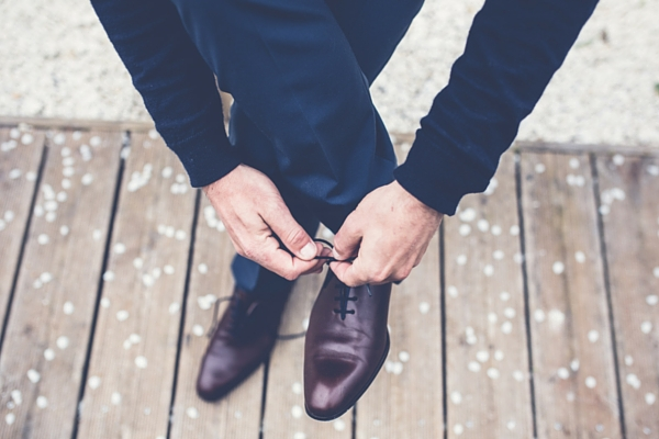 Style Hack: Five Ways to Make a Suit Your Own