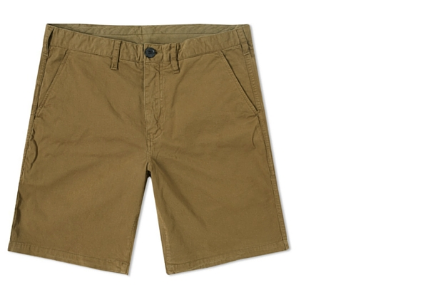 5 Days, 5 Ways: Khaki Chino Shorts