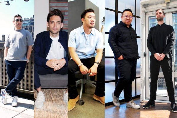 What He Wore: The Men of East Dane on Office Style