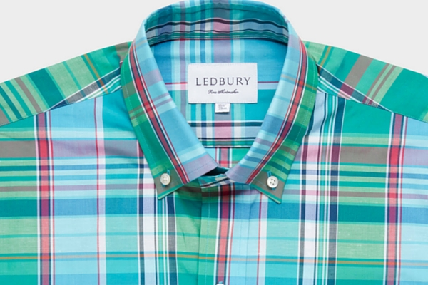 5 Days, 5 Ways: The Bright Plaid Shirt