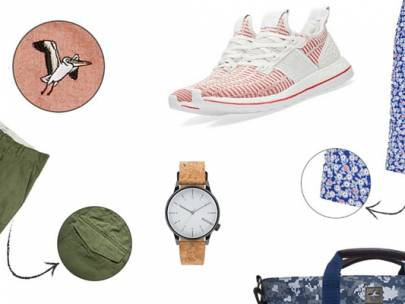 Shopping Roundup: Men's Summer Style Upgrades