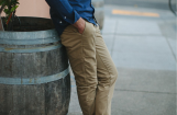 Men's Wardrobe Essential: Khaki Chinos