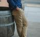Men's Wardrobe Essential: Khaki Chinos