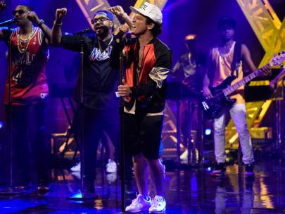 Steal His Look: Bruno Mars Promoting '24K Magic'