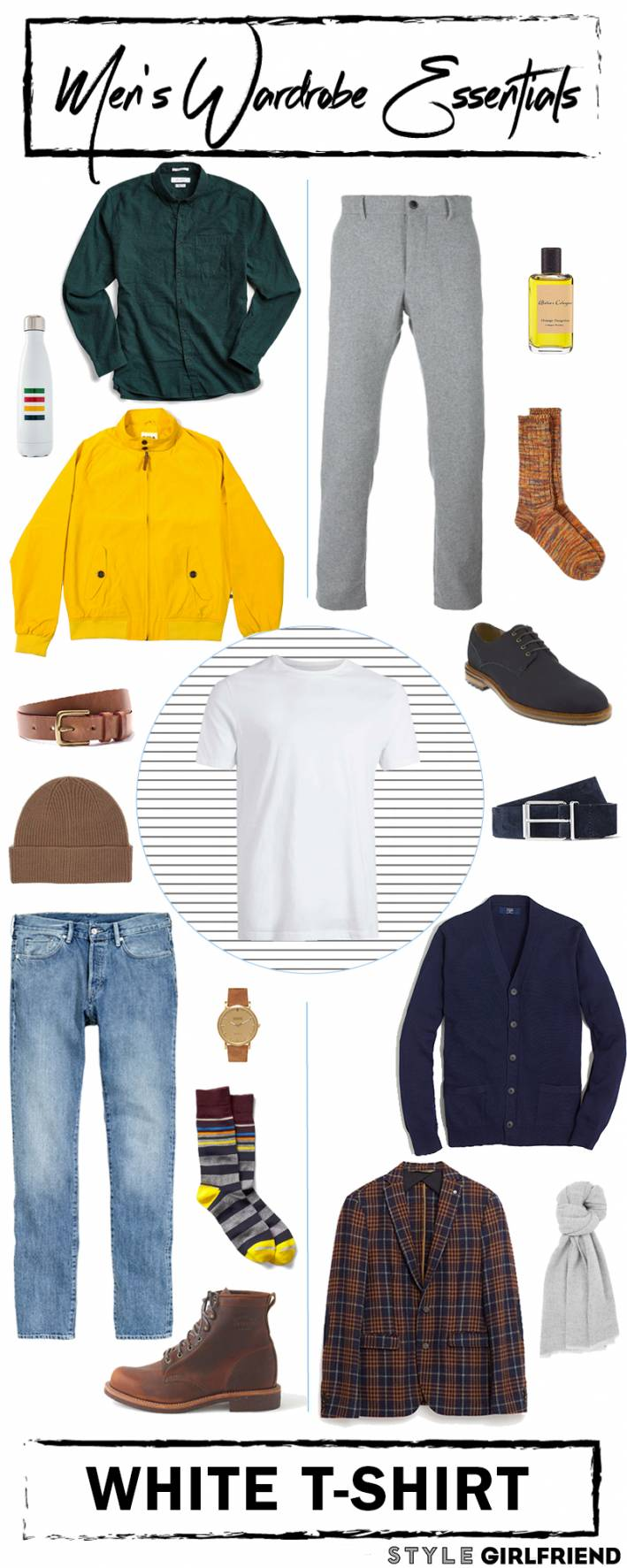 white t-shirt outfit, mens wardrobe essential, white t-shirt, wardrobe essentials, menswear, fall fashion,