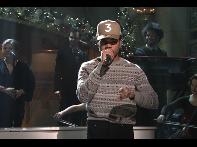 5 Days, 5 Ways: Chance the Rapper's SNL Sweater