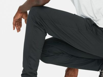 Look Good On-The-Go: Tailored Sweatpants