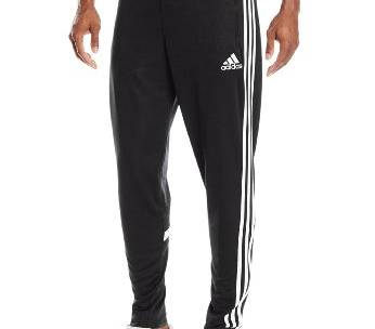 A Handsome Way to Style Adidas Track Pants