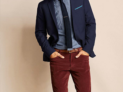 How to Wear Dressed Up Chinos