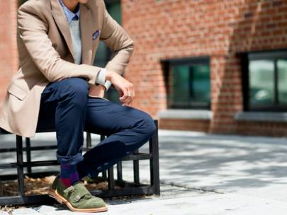 {VIDEO} Ask Style Girlfriend: How to Wear Chinos