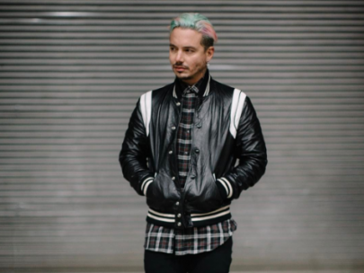 Steal His Look: Colombian Singer J Balvin During NYFWM