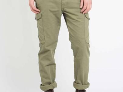 5 Days, 5 Ways: Modern Cargo Pants