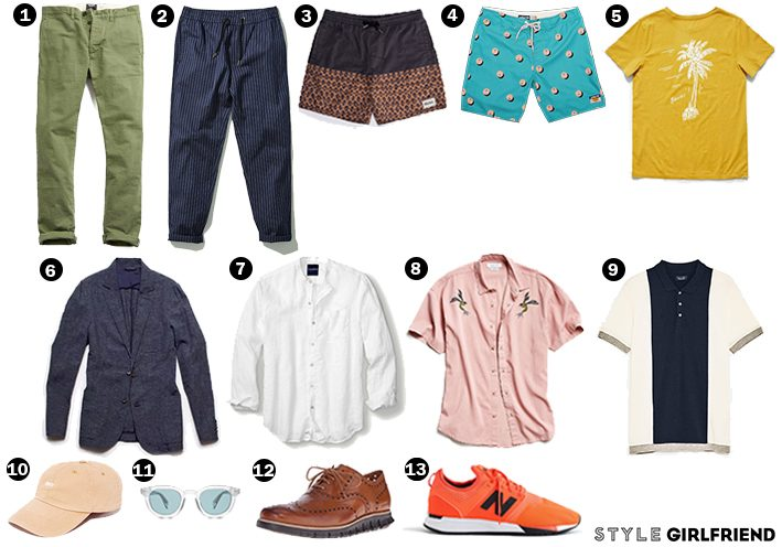 colombia getaway packing list