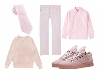 5 Days, 5 Ways: Millennial Pink