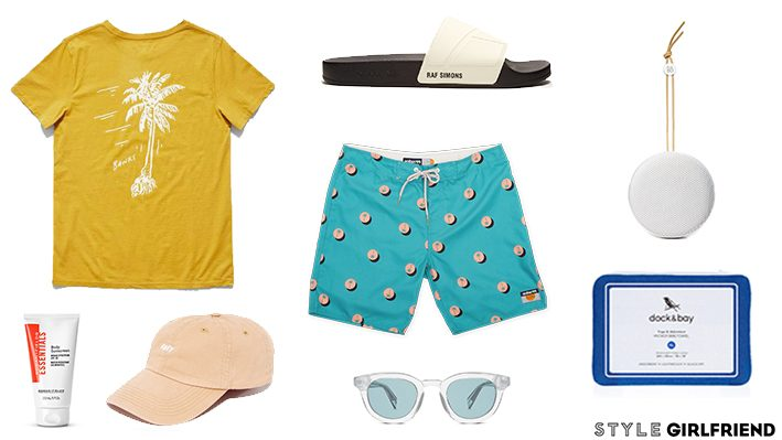 hit the beach outfit