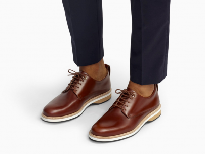 Women Want to See You Wearing: Men's Spring Footwear