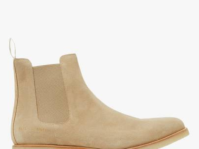 5 Days, 5 Ways: Suede Chelsea Boots